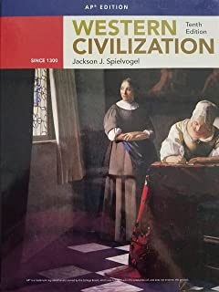 Western civilization alternate volume since 1300 jackson j western civilization since 1300 tenth edition ap edition c 2018 9781337098045 fandeluxe Choice Image