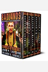Badlands Paranormal Police Department Complete Box Set Kindle Edition