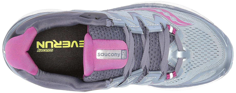 Saucony Women's Triumph Iso W 4 Running Shoe B072QD1WXQ 9.5 W Iso US|Fog/Grey 9f552a