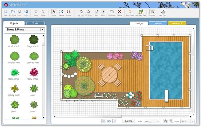 Garden Planner Download Amazon Co Uk Software