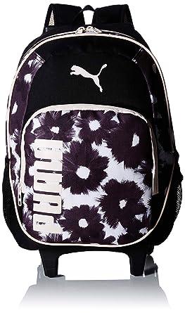 15408c0db6 Amazon.com  PUMA Big Kids  Axis Wheelie Backpack