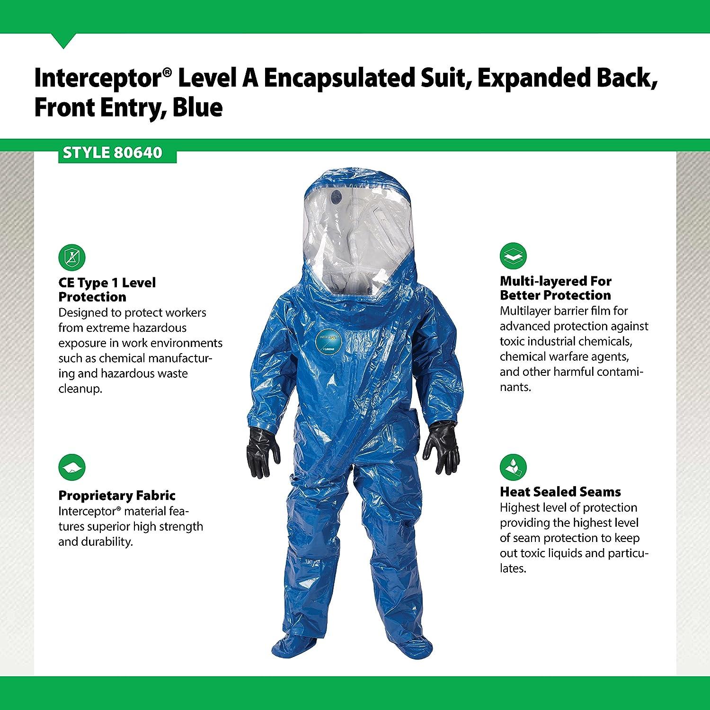 Lakeland - Interceptor encapsulada frontal entrada nivel a ...