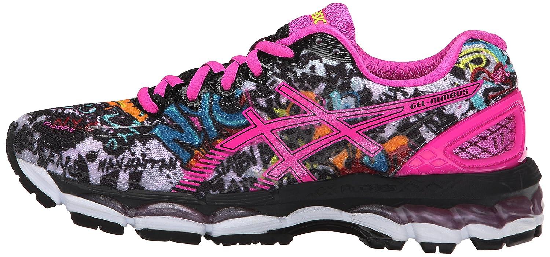 De Las Mujeres Asics Gel-nimbus 17 Nyc Tamaño De Zapatos Para Correr 9 ObrmqCB