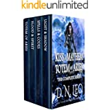 Kiss of Mayhem and Totem of Aries: The Complete Volume (Circle of Fate Collection Book 2)