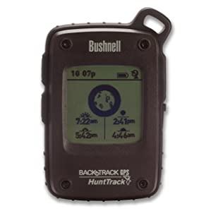 Bushnell 360500 Back Track Review