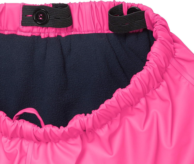 Playshoes Pantalones Impermeables Unisex beb/é