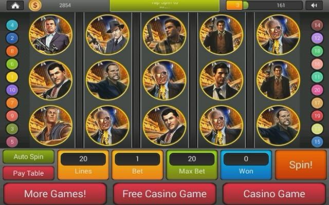 Amazon Com Mafia The Pirate Bay Slots Casino Spin And Win
