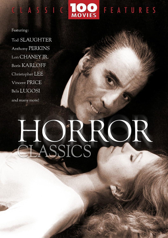 Horror Classics [USA] [DVD]: Amazon.es: Horror 100 Movie Pack: Cine y Series TV