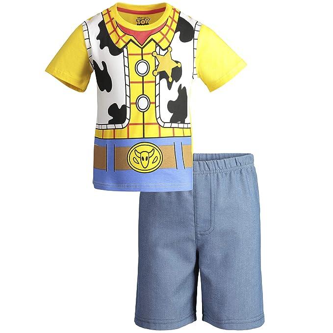 Amazon.com: Disney Pixar Toy Story - Juego de camiseta y ...