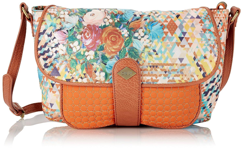 Oilily Small Shoulder Bag (Blush)