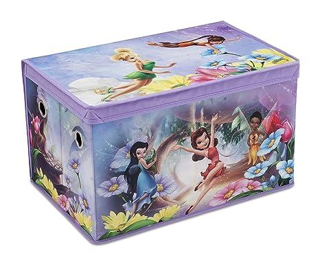 TW24 Caja para Guardar Juguetes, de plástico con Gran Espacio