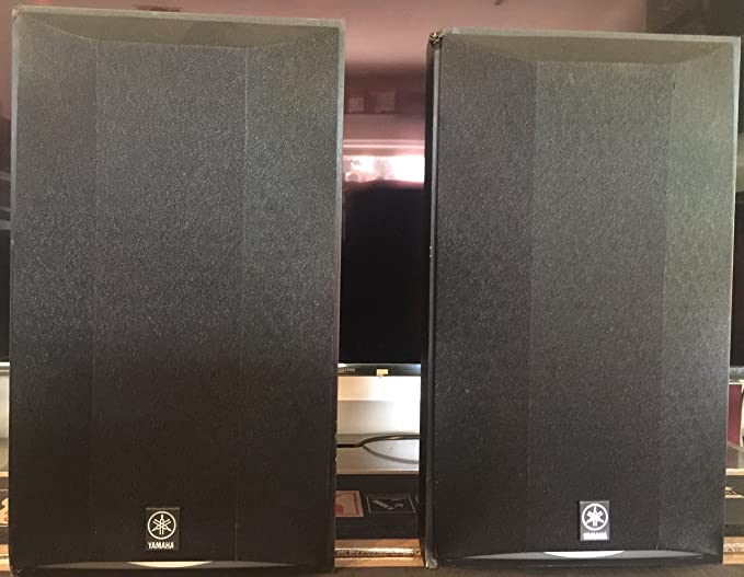 Yamaha NS-AP540 5 Speaker 3-Inch 2 Way Surround Sound System Black