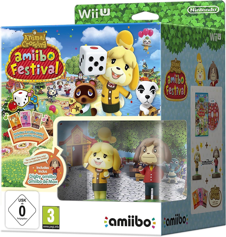 Animal Crossing: Amiibo Festival: Amazon.es: Videojuegos