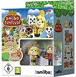 Nintendo Wii U:  Animal Crossing amiibo Festival: Fuffi e Fofò  + 3 Carte amiibo