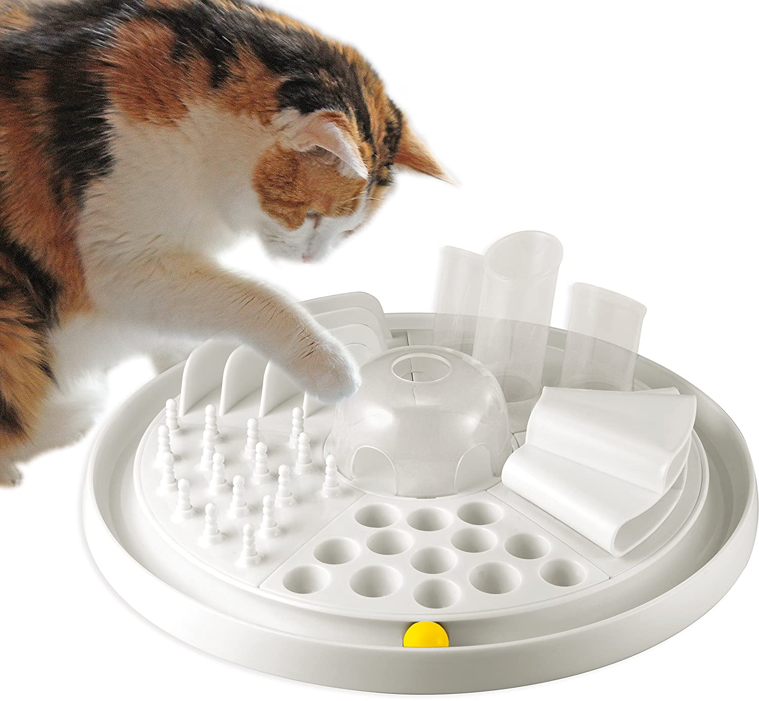 maze non feed food feeder stop bowl interactive cat chew skid toy dog com slow fun pet puzzle bloat amazon dp christmas arkeban water