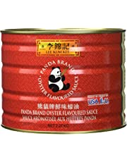 Lee Kum Kee Panda Oyster Sauce, 5-Pound Can