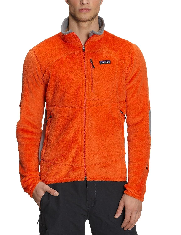 Patagoniaメンズr2ジャケット B004HHOBAC Medium|オレンジ オレンジ Medium