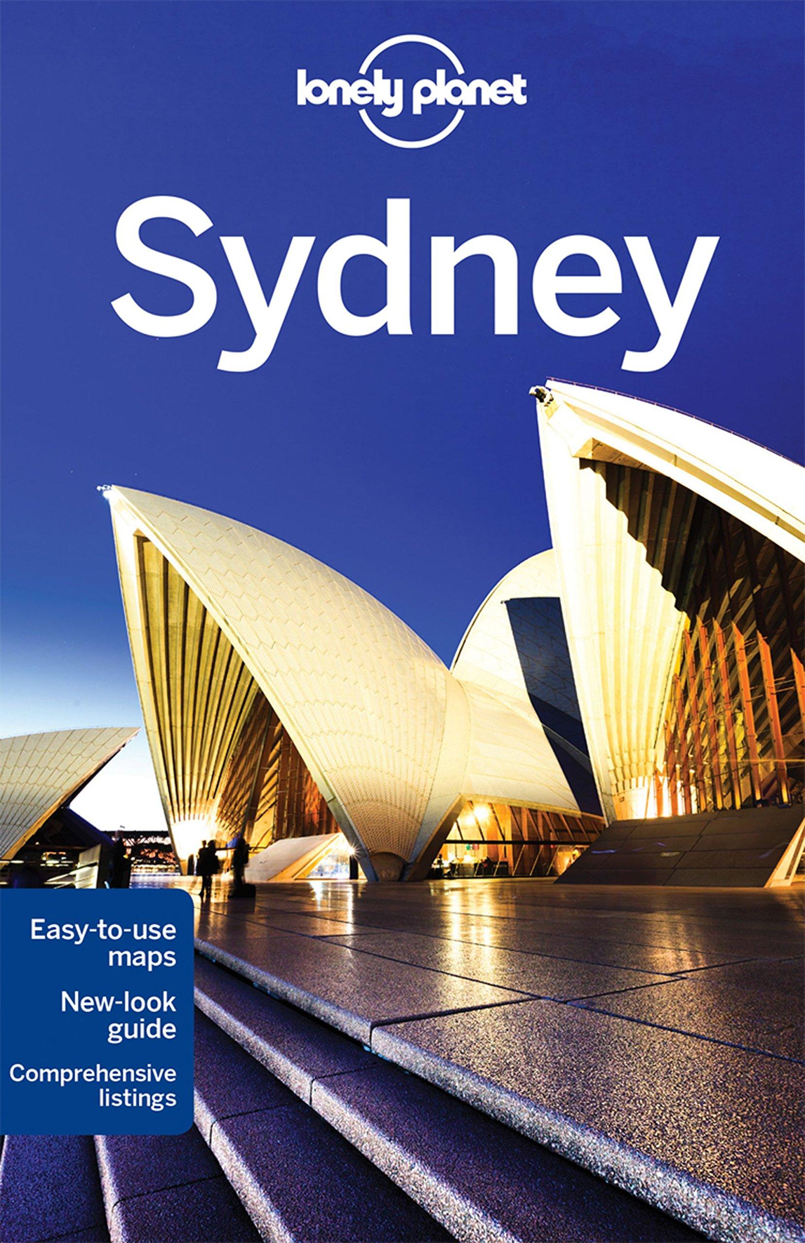 Lonely Planet Sydney (City Guides): Amazon.de: Peter Dragicevich ...