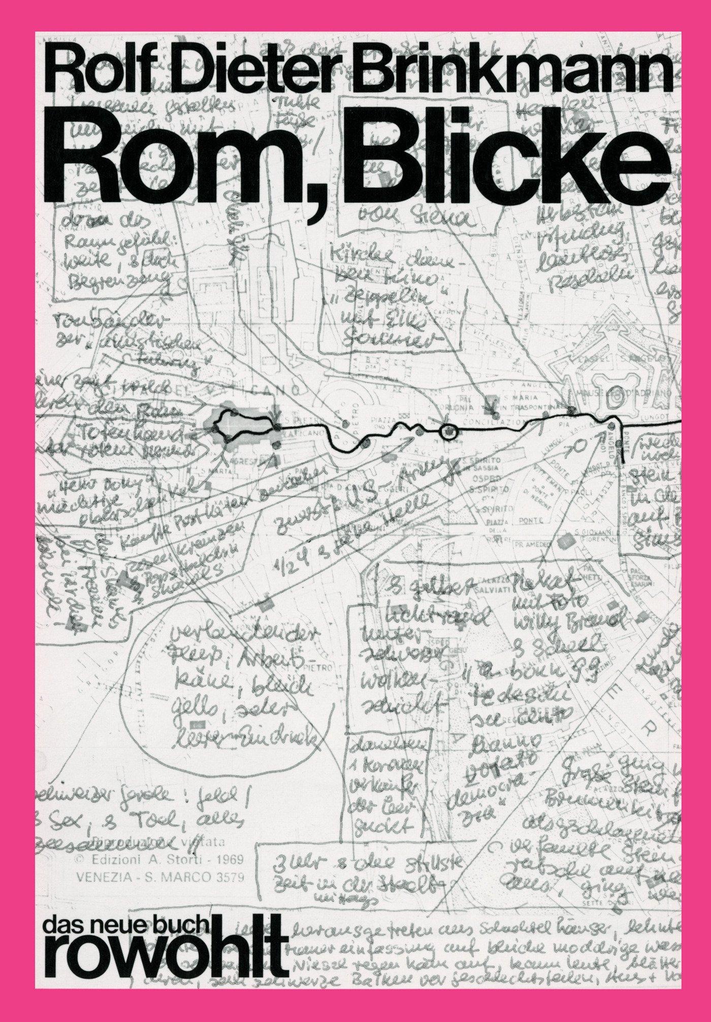 Rom, Blicke Taschenbuch – 1. September 1979 Rolf Dieter Brinkmann Rowohlt Taschenbuch 3499250942 Deutsche Belletristik