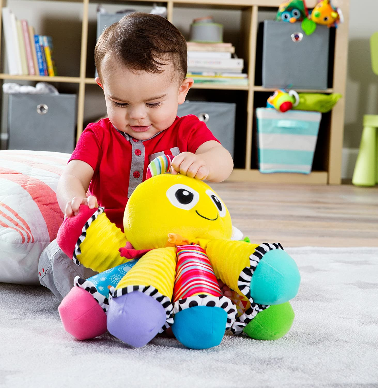 Amazon Lamaze Octotunes Plush Animal Toys Baby