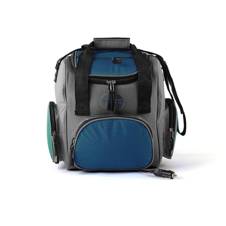 Be Nomad fr8b nevera portátil eléctrica suave azul/gris: Amazon.es ...