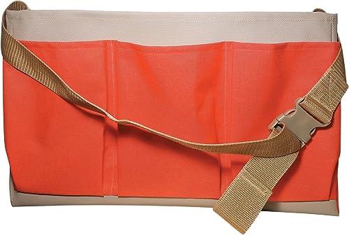 SitePro 21-718 18 46cm Heavy Duty Stake Bag, Hi-Vis Orange