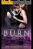 Burn: Book 3 (The Heat Series)