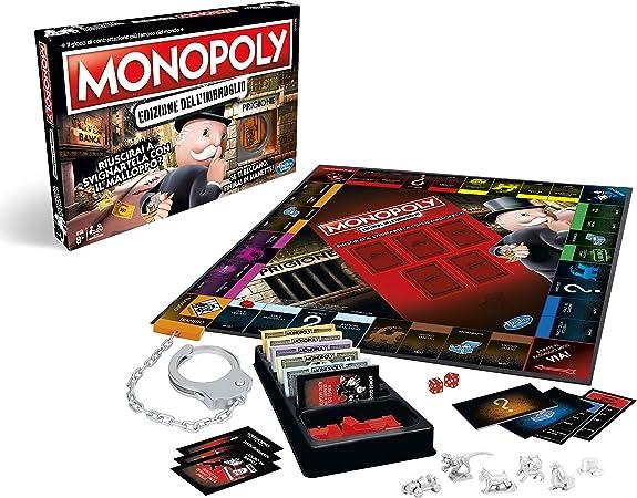 Monopoly – Monopoly Edición del Embrojo, E1871103: Amazon.es: Juguetes y juegos
