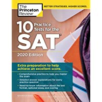 10 Practice Tests for the SAT, 2020 Edition