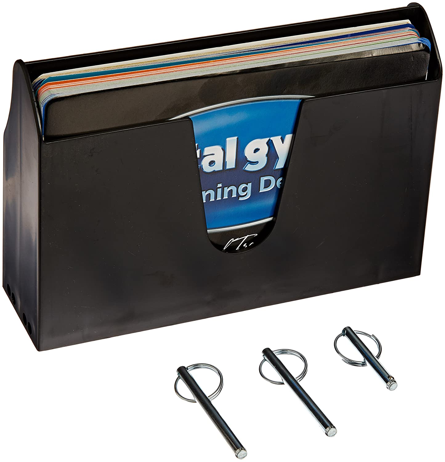 total gym training deck with card holder sports