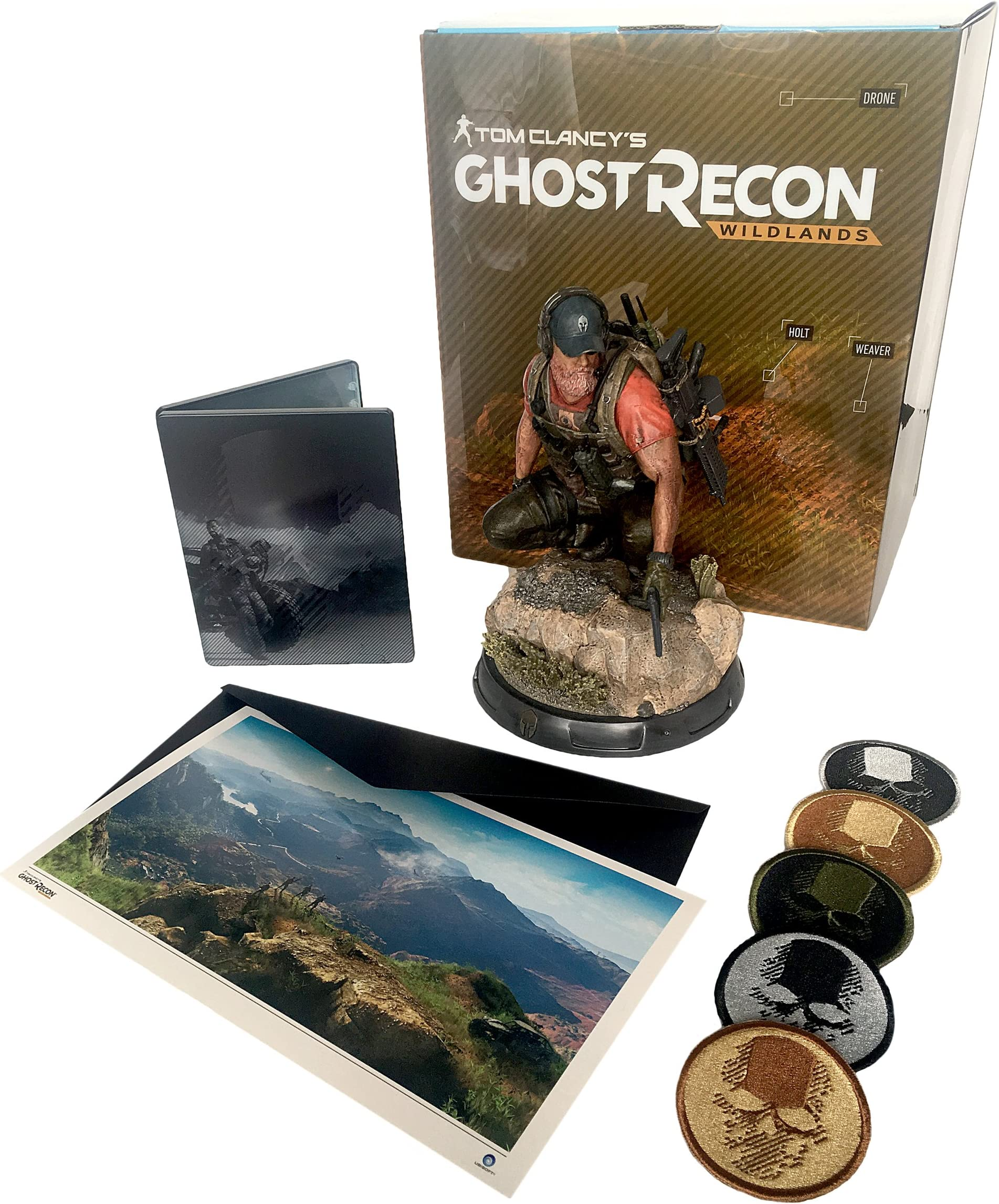 Amazon.com: Triforce Ghost Recon Wildlands Triforce Ghost ...