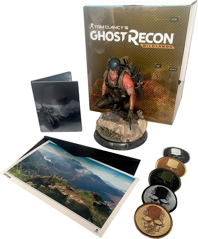 Triforce Ghost Recon Wildlands Collectors Edition PVC Statue 37 cm: Amazon.es: Juguetes y juegos