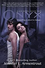 Onyx (A Lux Novel Book 2) Kindle Edition