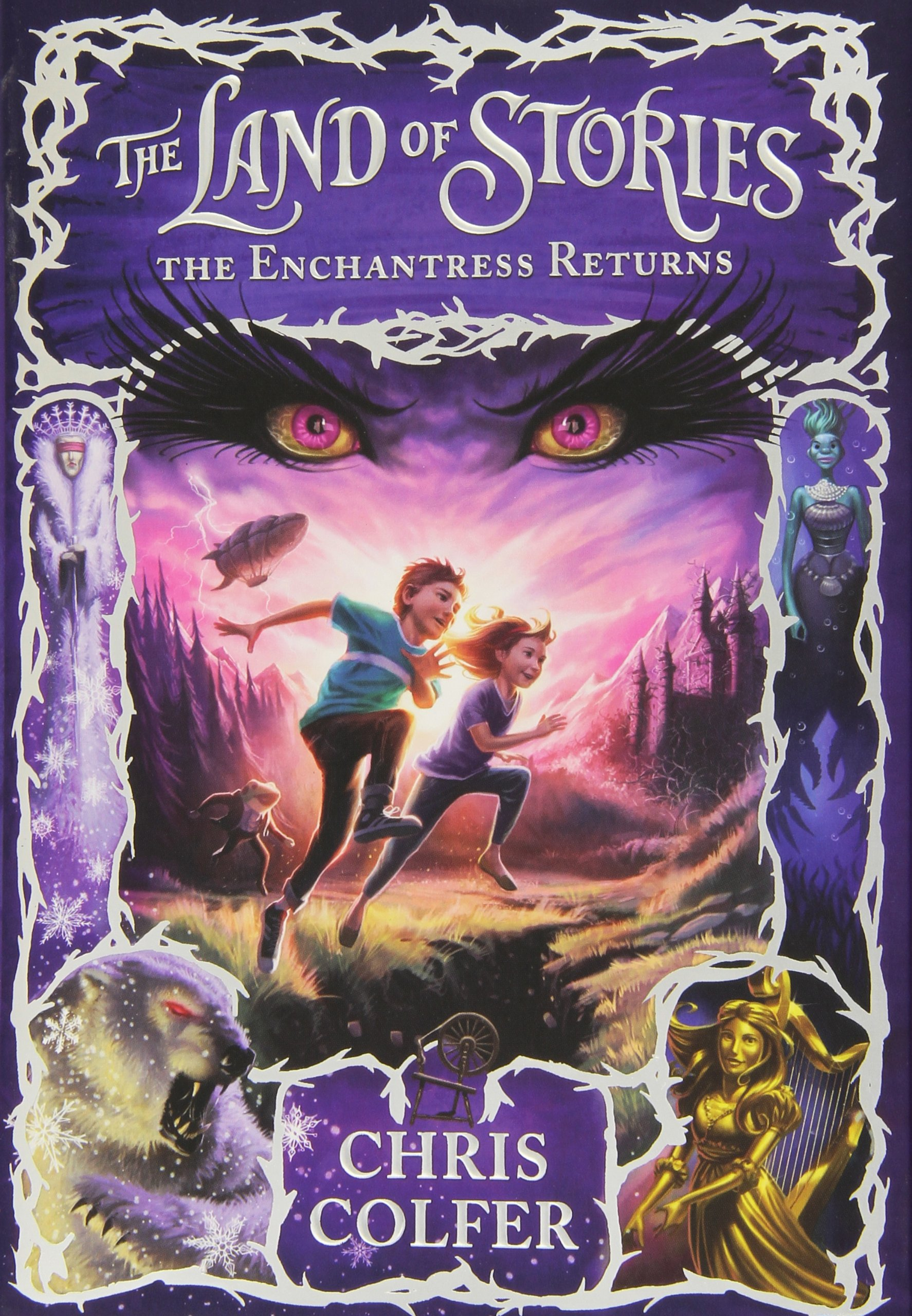 Image result for the land of stories the enchantress returns