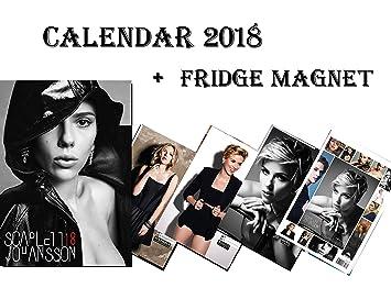 Kühlschrank Kalender : Scarlett johansson kalender scarlett johansson kühlschrank
