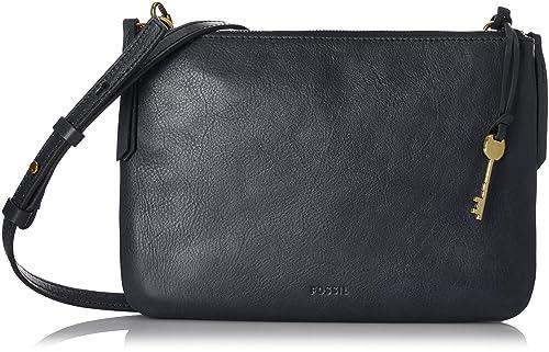 Fossil Damen Damentasche – Devon Crossbody Umhängetasche