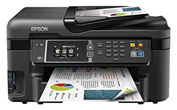 epson workforce 4in1 drucker scanner fax tintenstrahl a4 wlan wf 3620dwf ebay. Black Bedroom Furniture Sets. Home Design Ideas