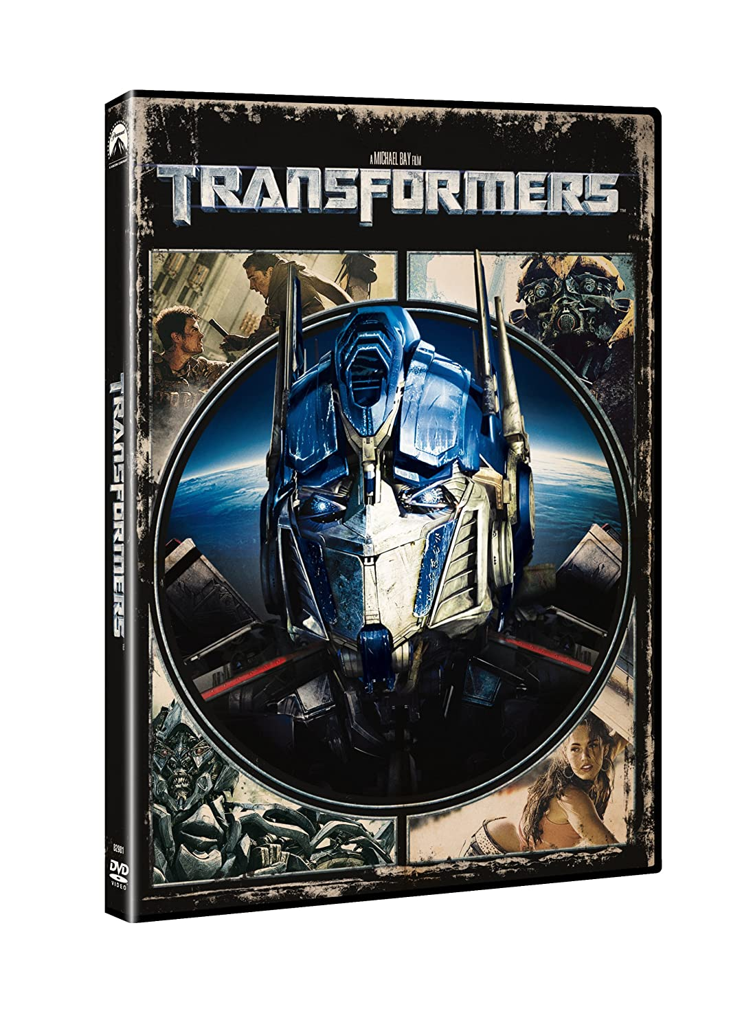 Amazon.com: Transformers: La Película (Import Movie ...