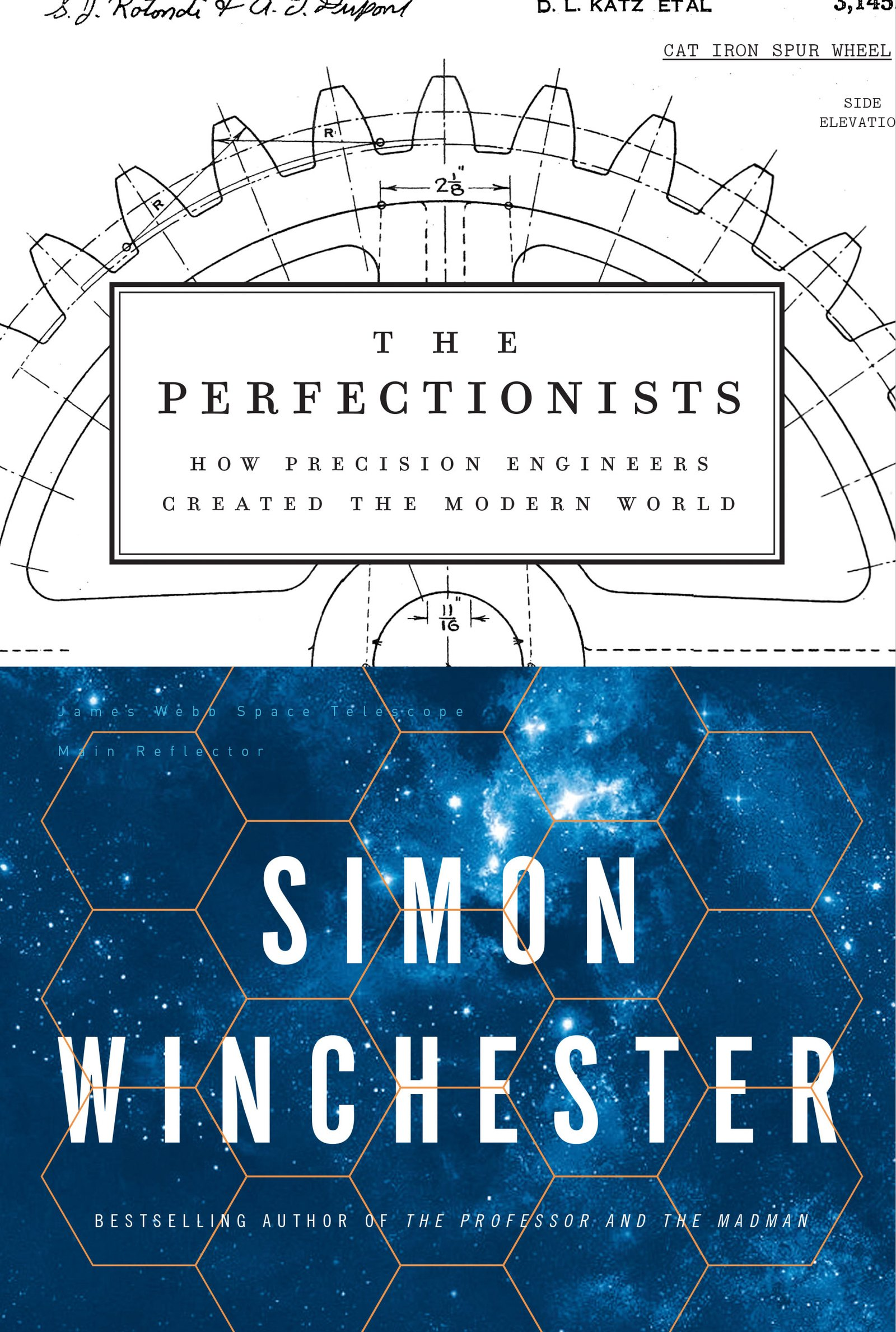 The Perfectionists: How Precision Engineers Created the Modern World pdf
