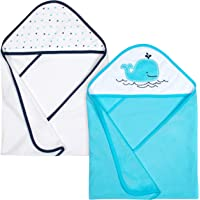 Amazon Best Sellers: Best Baby Bath & Hooded Towels