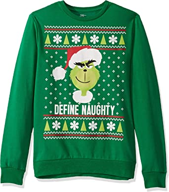 Universal Ugly Christmas Crew Sweatshirt