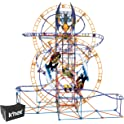 K'NEX Thrill Bionic Blast Roller Coaster 809-Pieces Building Set