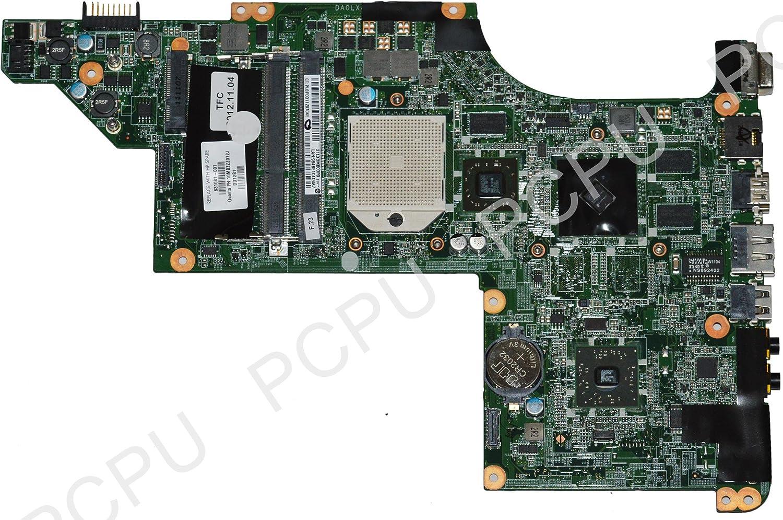 631081-001 HP DV6 AMD Laptop Motherboard s1