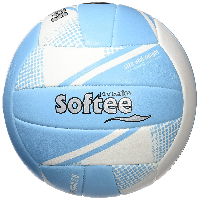 Softee Equipment 0001739 Balón Softball, Azul, S: Amazon.es ...