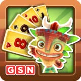 mahjong games for kindle - Solitaire TriPeaks by GSN