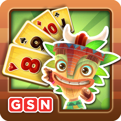 Solitaire TriPeaks by GSN - English In Tri