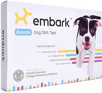 Embark Veterinary Dog DNA Test Kit