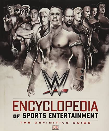WWE Encyclopedia Of Sports Entertainment; 3rd Edition