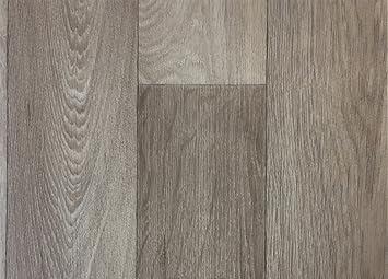 Fußboden Pvc ~ Pvc boden paneele in schiffsboden optik grau mit schaumrücken