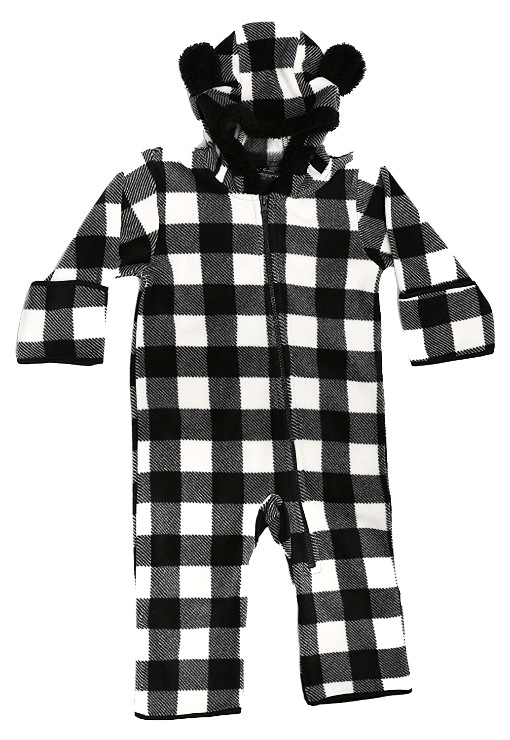 At The Buzzer Baby Boys Fleece Pram Snowsuit Bunting